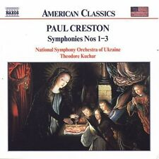 Sym 1-3 - P. Creston (2000, CD NEU)