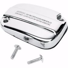 Chrome Front Brake Master Cylinder Cover For Harley Davidson 2008-2016 Touring