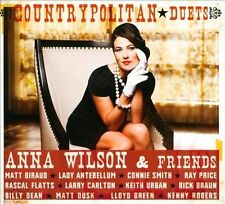 COUNTRYPOLITIAN DUETS CD ANNA WILSON: RAY PRICE CONNIE SMITH KEITH URBAN