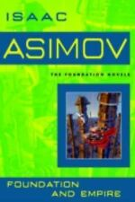 Foundation: Foundation and Empire 2 by Isaac Asimov (1991, Pap (FREE 2DAY SHIP)