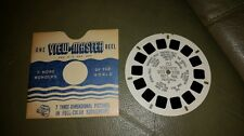 YOSEMITE NATIONAL PARK CA 7 WONDERS OF THE WORLD # 132 Sawyers VIEW-MASTER REEL