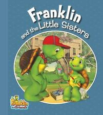 Franklin and the Little Sisters (Franklin and Friends)-ExLibrary
