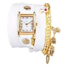 New With Box!! La Mer Watch Paris Watch In White 100% Authentic!!