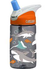 NEW Camelbak Kids Water Bottle .4 Liters SHARKS