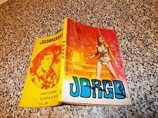 JORGO N.5 EDIGRAFITAL 1969 Q.EDICOLA TIPO NERI DIABOLIK SATANIK KRIMINAL GENIUS