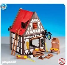 Playmobil 6219 Medieval Bakery Knight Castle Building New