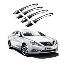 Chrome Door catch molding Guard Trim K-485 for 2010 - 2013 Hyundai  YF Sonata
