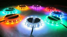 LED Motorcycle Wheel/Rim Accent Light - Orange