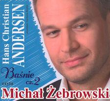 = MICHAL ZEBROWSKI - J.CH.ANDERSEN - BASNIE cz.2 /CD digipack /sealed /POLSKA