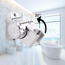 New Rotation Bathroom Shower Head Hand Holder Adjustable Wall Mounted Bracket
