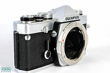 Olympus OM1 MD Chrome 35mm Camera Body