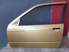 Tür vorne links BMW E36 Compact Fahrertür Fahrerseite Bronzit Metallic Gold 421