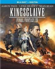 Kingsglaive: Final Fantasy XV [Blu-ray], New DVDs