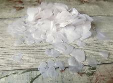 3000 Biodegradable Romantic White Tissue Paper Heart Confetti
