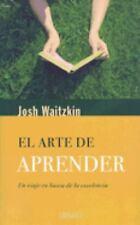 EL ARTE DE APRENDER-ExLibrary