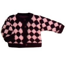 """Lovvbugg Pink & Brown Sweater for 18"""" American Girl Doll Clothes Maryellen Today"""