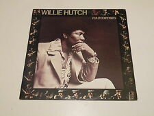 WILLIE HUTCH - FULLY EXPOSED - LP 1979 MOTOWN RECORDS MADE IN U.S.A. - CUT COVER