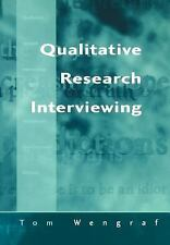 Qualitative Research Interviewing: Semi-Structured, Biographical and Narrative M