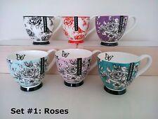 One New PORTOBELLO by INSPIRE FINE BONE CHINA Cup/Mug over 30 designs