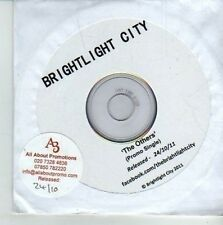 (CV249) Brightlight City, The Others - 2011 DJ CD