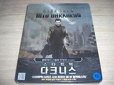 Star Trek Into Darkness 3D Steelbook (Blu-ray 3D/2D) Korea NEW Sealed