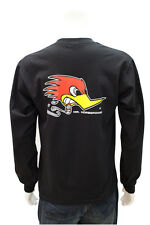 LARGE CLAY SMITH MR.HORSEPOWER T-SHIRT LONG SLEEVE HOT ROD STREET GASSER CUSTOM