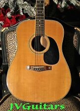 1983 Marlboro Martin Factory Promotion  Pro built D-28 kit Vintage USA JVGuitars