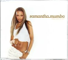SAMANTHA MUMBA - BABY COME ON OVER - VIDEO ENHANCED CD SINGLE - MINT