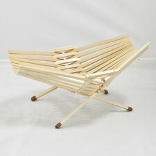 New Folding Bamboo Fruit Basket Bowl Chef Collection 100% Eco-Friendly Produce