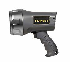 Stanley SL3HS 3 Watt LED Rechargeable Spotlight with HALO Power Saving Mode New