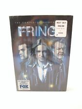 New SEALED FRINGE Complete Fourth Season 4 DVD Never Opened