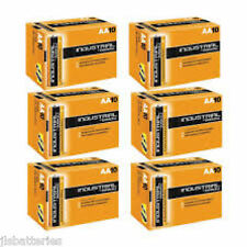 60 X Aa Duracell Industrial Pilas Alcalinas mn1500 LR6
