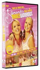 New Samanda The Twins Dance Workout Fitness Dance Exercise Multi Region DVD