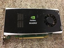 HP NVIDIA Quadro FX 1800 PCI-E x16 768MB Graphics Card