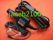 ORIGINAL GTM 35 Garmin Nuvi charger and FM traffic Receiver FREE SHIPPING AR