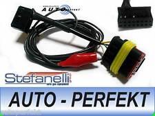 Adapter Interface Stefanelli Sis Plus Diagnose Kabel Gasanlage