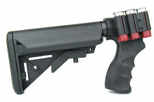 REMINGTON 870 SOPMOD 6 Position Shotgun  Tactical Stock w/Pistol Grip & Buttpad
