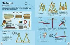Tabletop Wars: Break the Siege : Make Your Own Catapults by Rob Ives (2016,...
