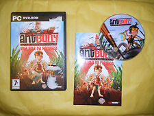 PC GAME-ANT BULLY-UNA VITA DA FORMICA-Computer-Gioco-Games-ITALIANO-ITA