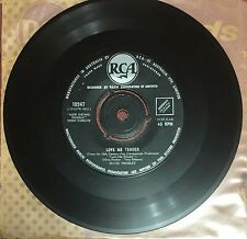 45 Elvis Presley Love Me Tender / Anyway You Want Me Australian Pressing RCA