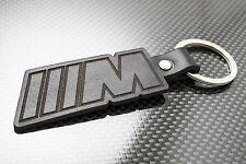 Bmw 1M M2 M3 M4 M5 porte-clés en cuir, keychain schlüsselring porte-clés motorsport