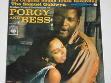 PORGY AND BESS -The Samuel Goldwyn- LP Soundtrack  OST