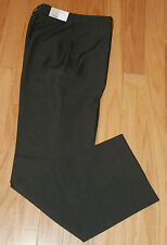 New W/ Tags Lot Of 2 Ladies/Juniors Doc & Amelia Dress Pants Size 4 25x32 Brown