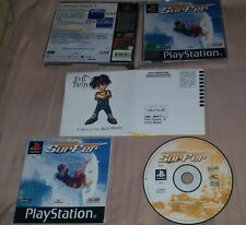 CHAMPIONSHIP SURFER - NAMCO - PlayStation 1 PS1 Gioco Game Play Station PSX