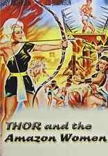 THOR & THE AMAZON WOMEN-THOR & THE AMAZON WOMEN  DVD NEW