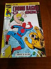 """L'UOMO RAGNO CLASSIC N. 17  - """"L'ARRIVO DI KA-ZAR"""" (STAR COMICS)"""