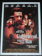 Filmkarte - Cinema - Gingerbread Man