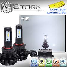 New Z ES LED 8000LM Kit 6000K 6K White Fog Light Bulbs PAIR - H10 / 9140 / 9145
