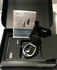 Siemens HA Pure Micon 5MI SLV Hearing Aid (right ear)