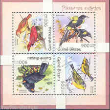 GUINEA BISSAU 2012 EXTINCT BIRDS   SHEET  MINT NEVER HINGED